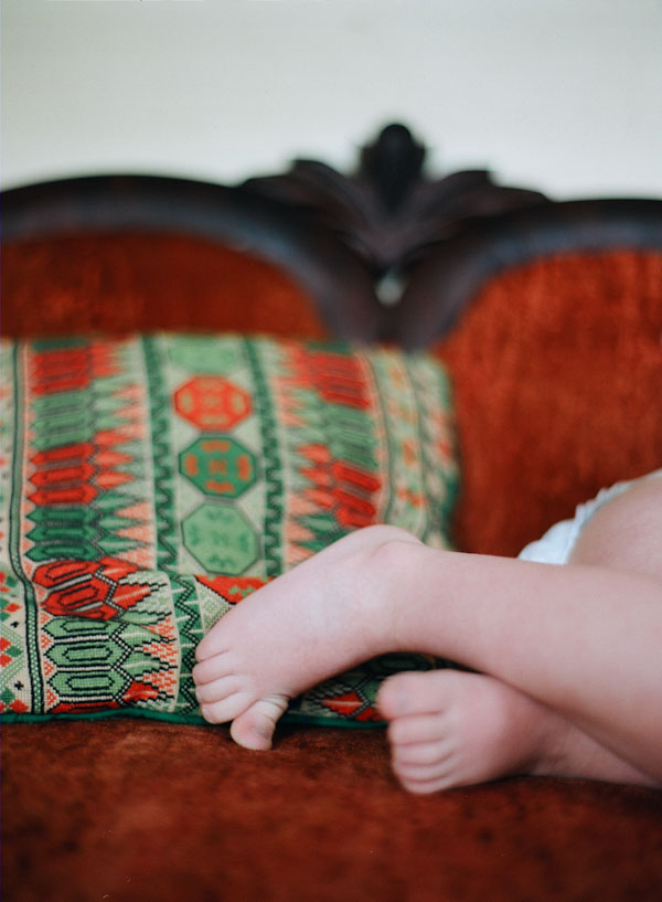 little feet couch